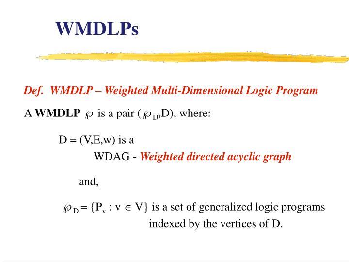 WMDLPs
