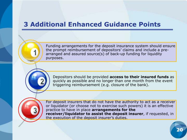 3 Additional Enhanced Guidance Points