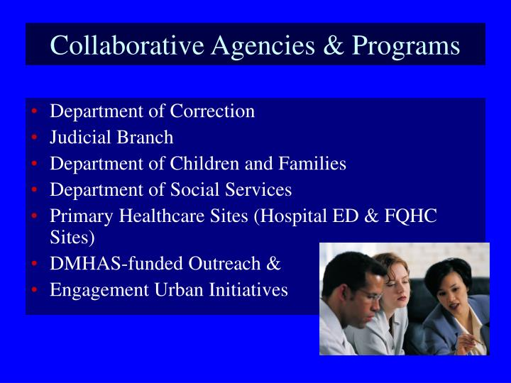 Collaborative Agencies & Programs