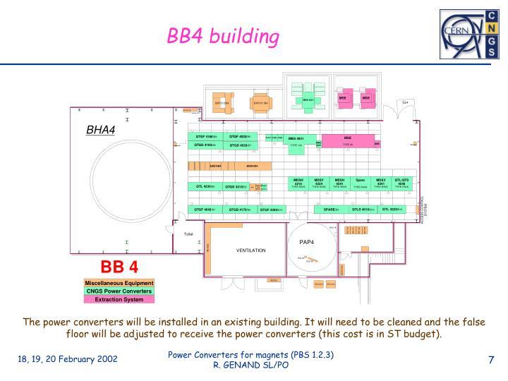 BB4 building