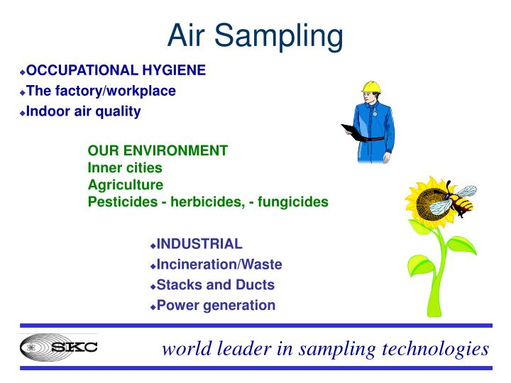 Air Sampling