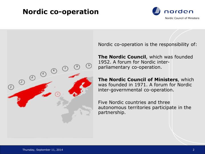 Nordic co operation