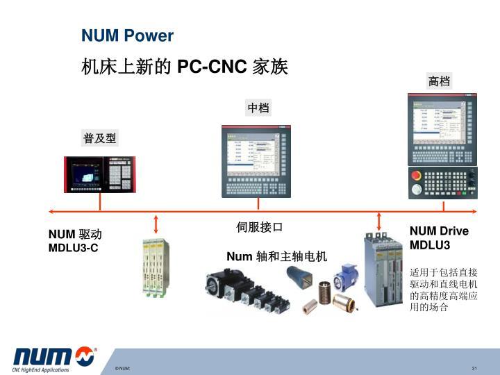 NUM Power