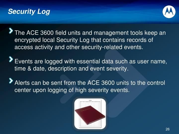 Security Log