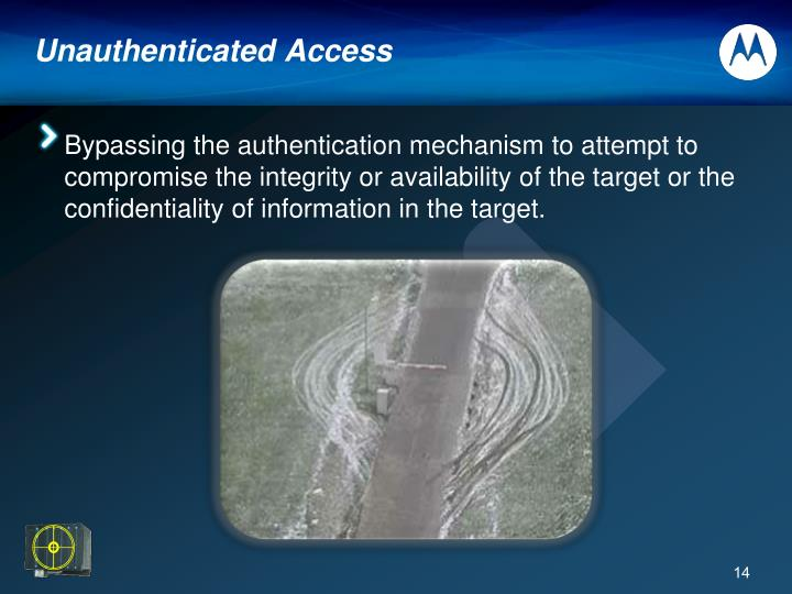 Unauthenticated Access