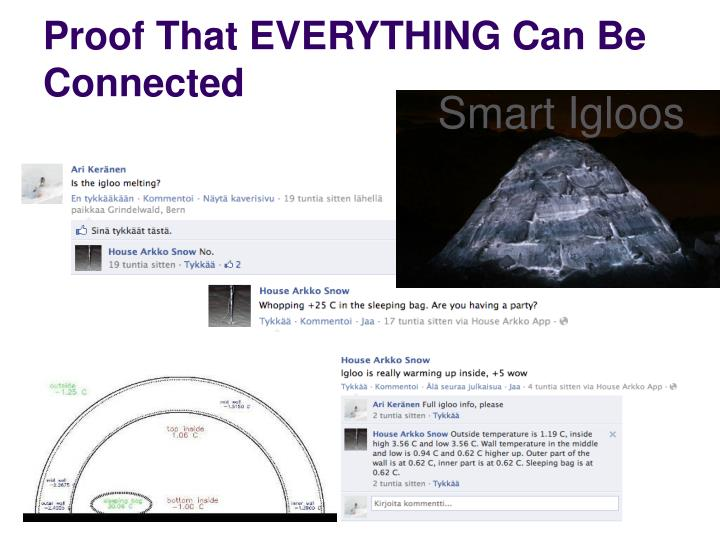 Proof That EVERYTHING Can Be Connected
