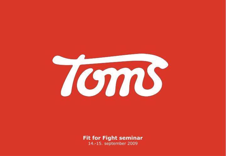 Fit for Fight seminar