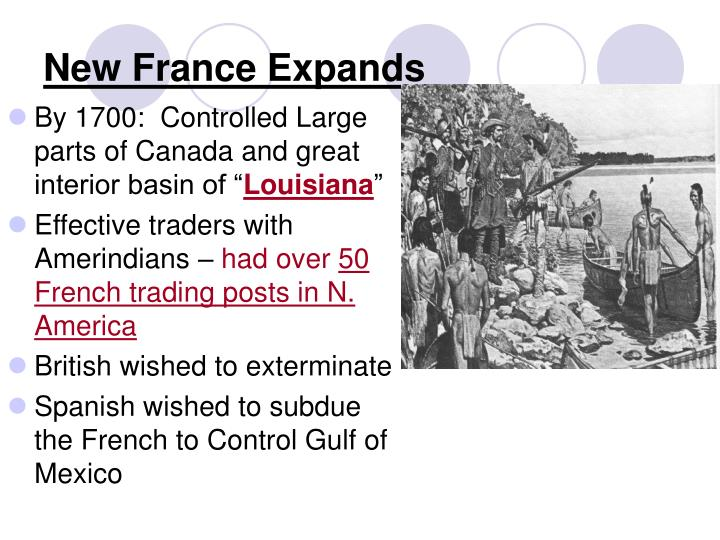 New France Expands