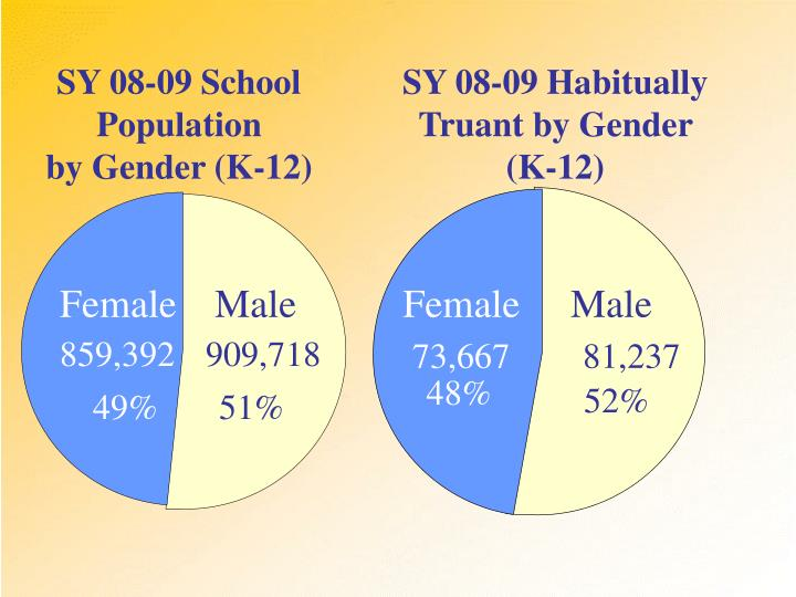 SY 08-09 School Population