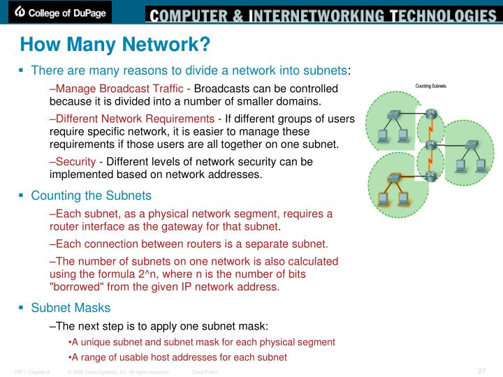 How Many Network?