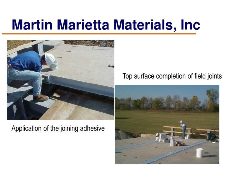 Martin Marietta Materials, Inc