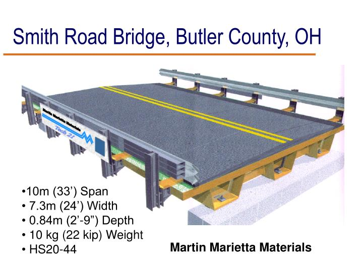 Smith Road Bridge, Butler County, OH