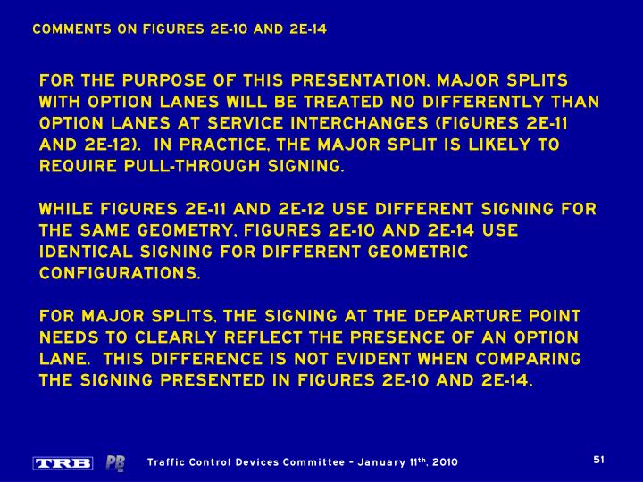 COMMENTS ON FIGURES 2E-10 AND 2E-14