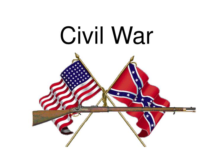 a look at the events that led to the american civil war