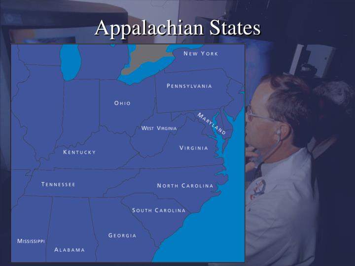 Appalachian States