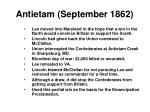 antietam september 1862