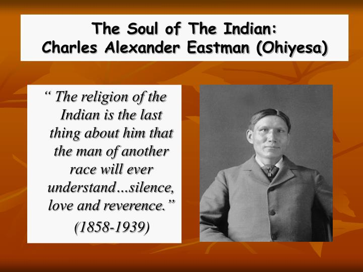 The Soul of The Indian: