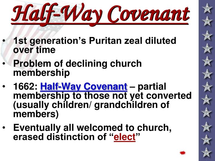 Half-Way Covenant