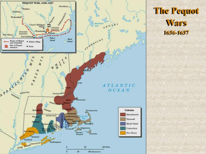 The Pequot Wars
