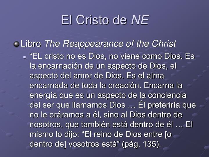 El Cristo de