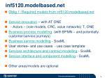 inf5120 modelbased net