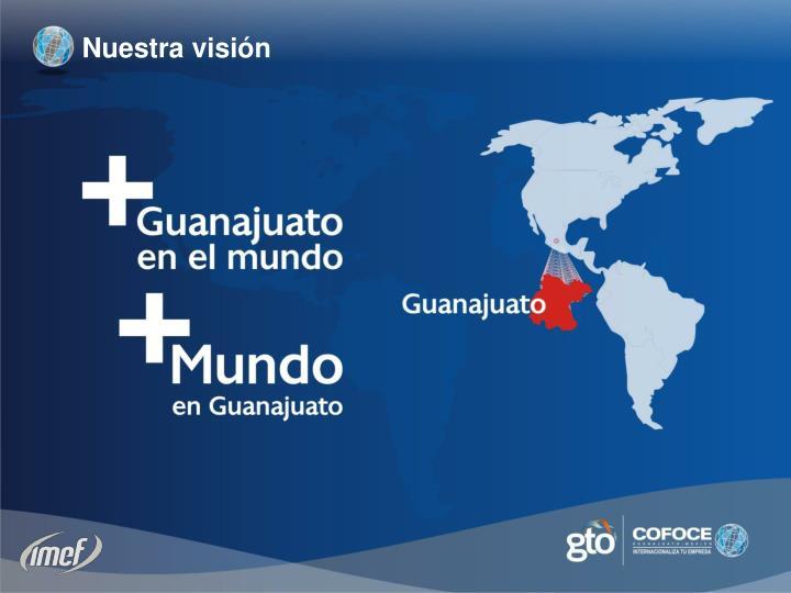 Nuestra visión