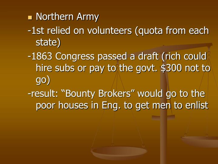 Northern Army