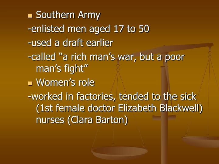 Southern Army
