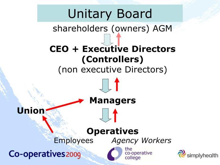 Unitary Board