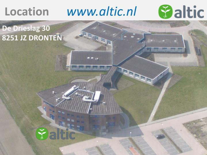www.altic.nl