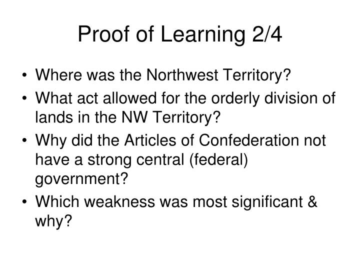 Proof of Learning 2/4