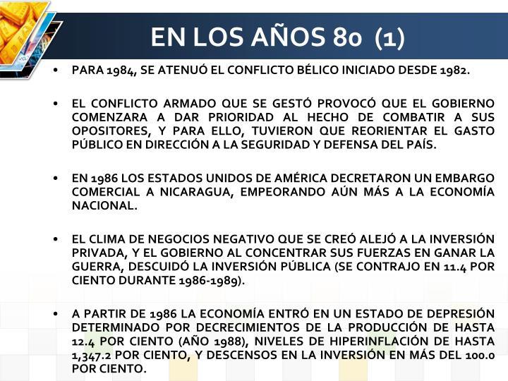 EN LOS AÑOS 80  (1)