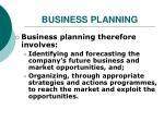business planning1