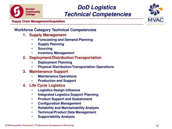 DoD Logistics