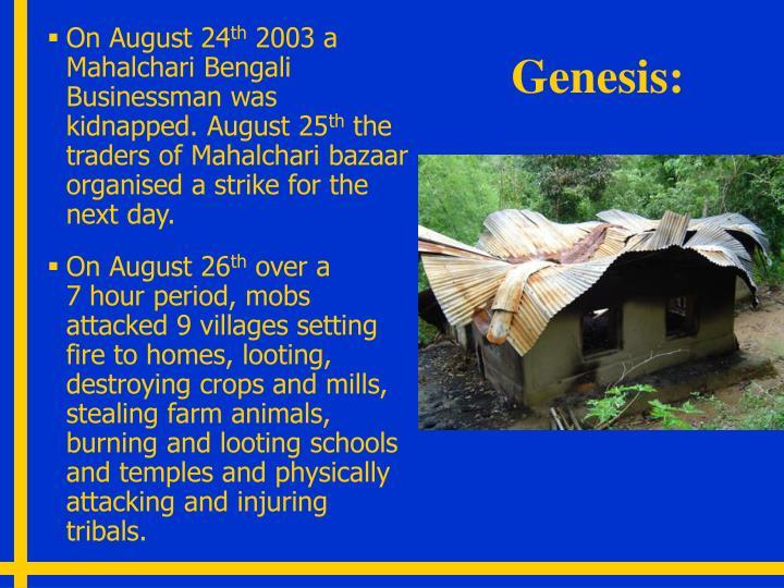 Genesis:
