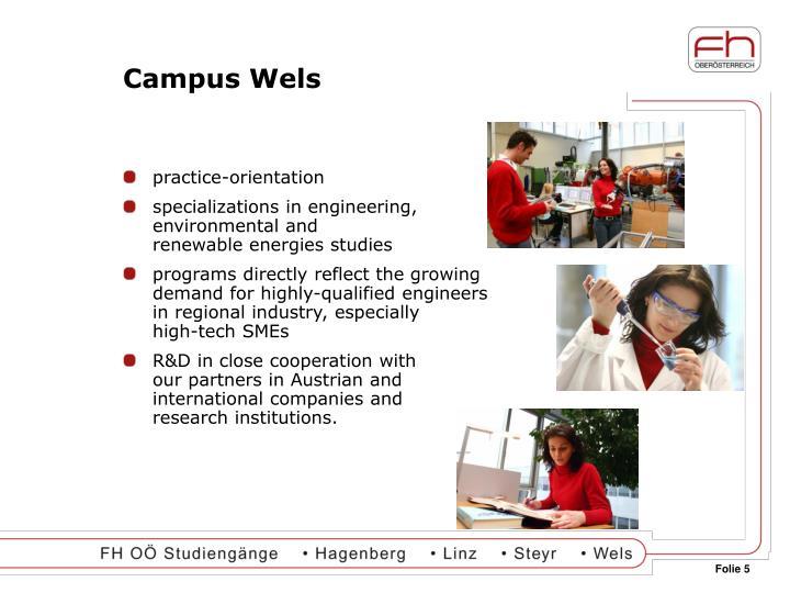 Campus Wels