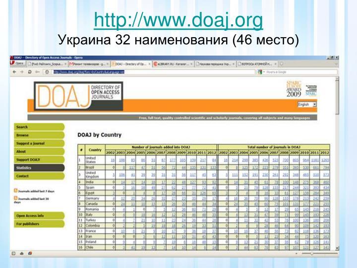 http://www.doaj.org