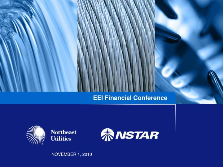 EEI Financial Conference