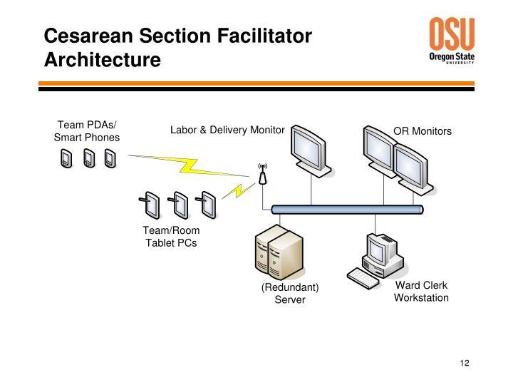 Cesarean Section Facilitator Architecture