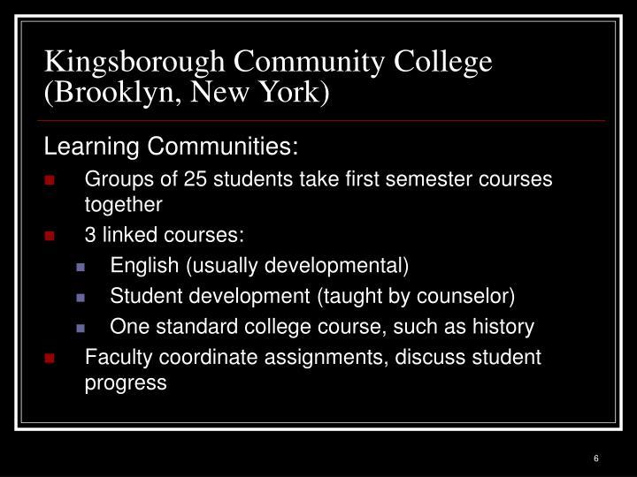 Kingsborough Community College (Brooklyn, New York)