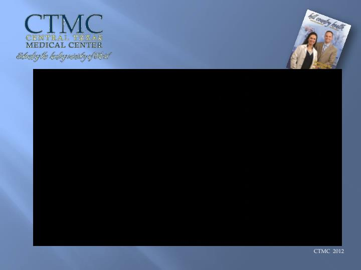 CTMC  2012