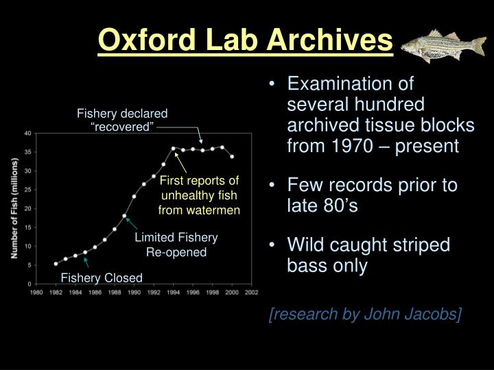 Oxford Lab Archives