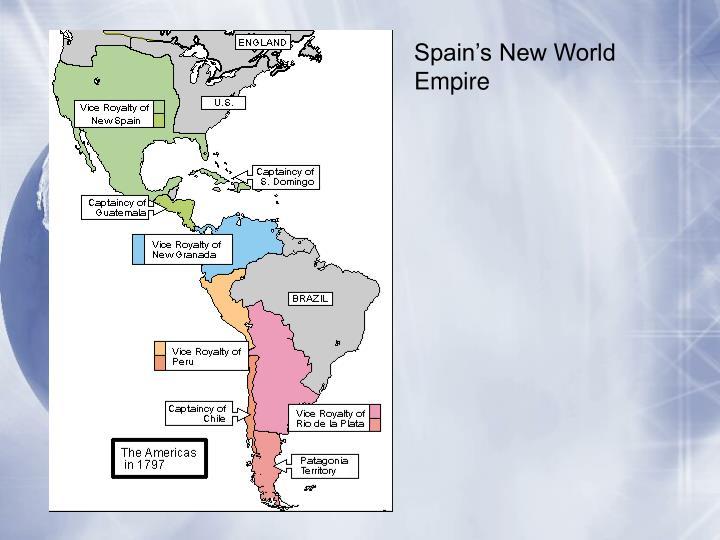 Spain's New World