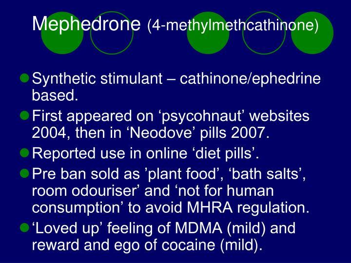 Mephedrone