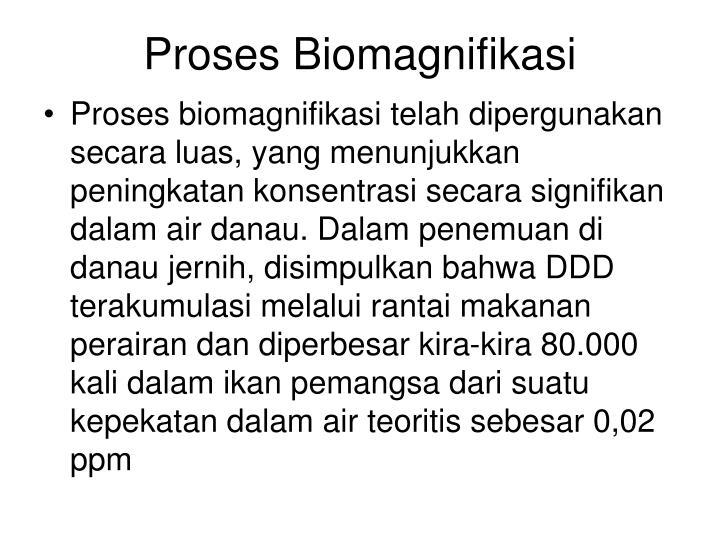 Proses Biomagnifikasi