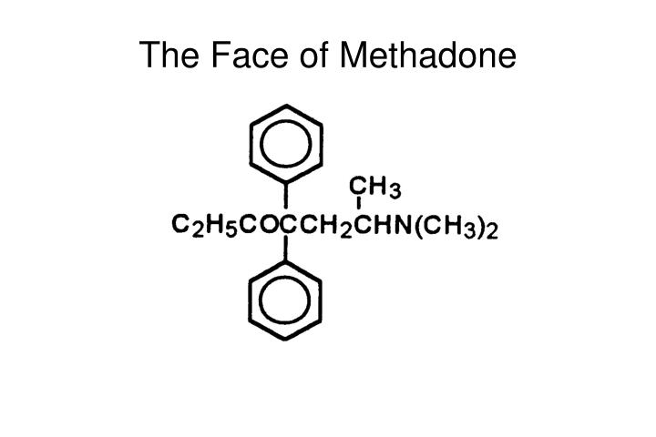 The Face of Methadone