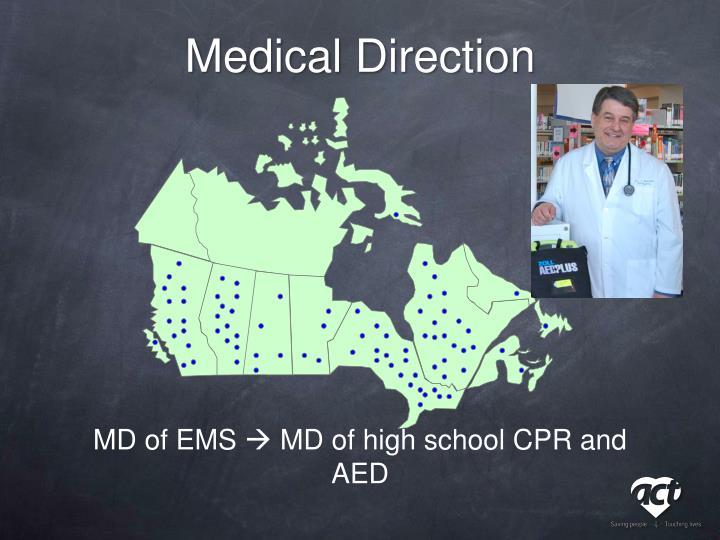 Medical Direction