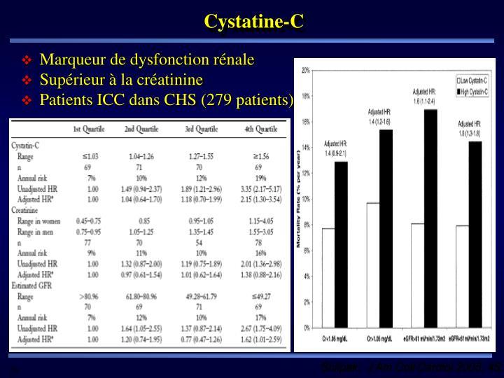Cystatine-C