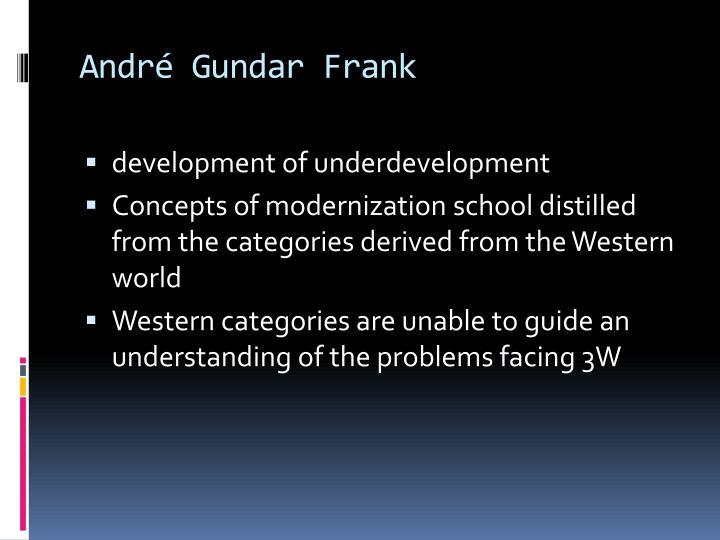 André Gundar Frank