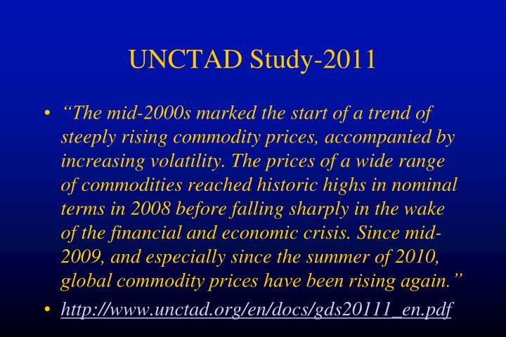 UNCTAD Study-2011
